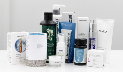Professional Skin Care Products available at Louise Gray Skin Care.