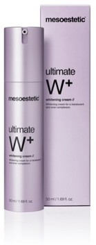 Ultimate W+ - Whitening Cream - Transparent and Uniform Skin Tone